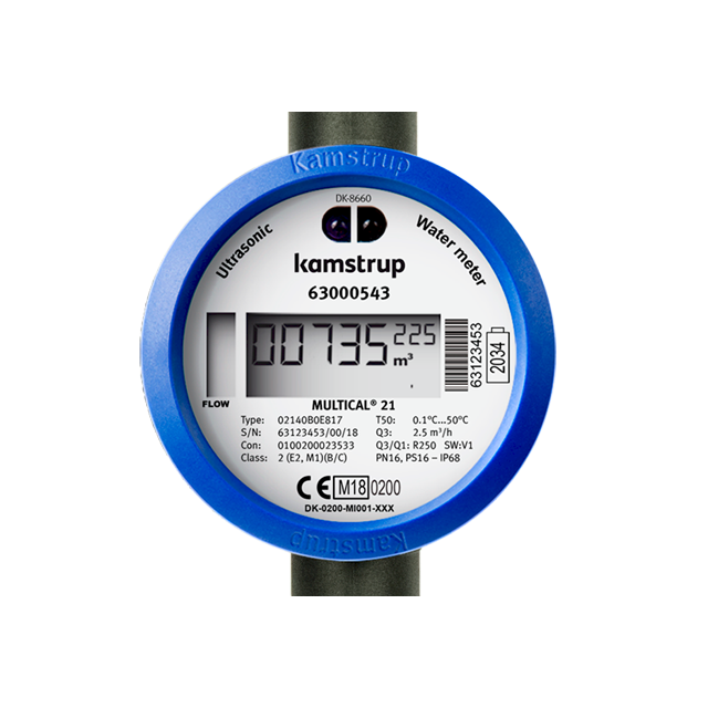 kamstrup multical 21 water meter