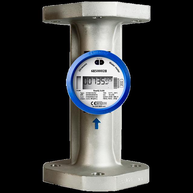 Toppen flowIQ® 3100 | Kommersiell och industriell vattenmätare OS-61