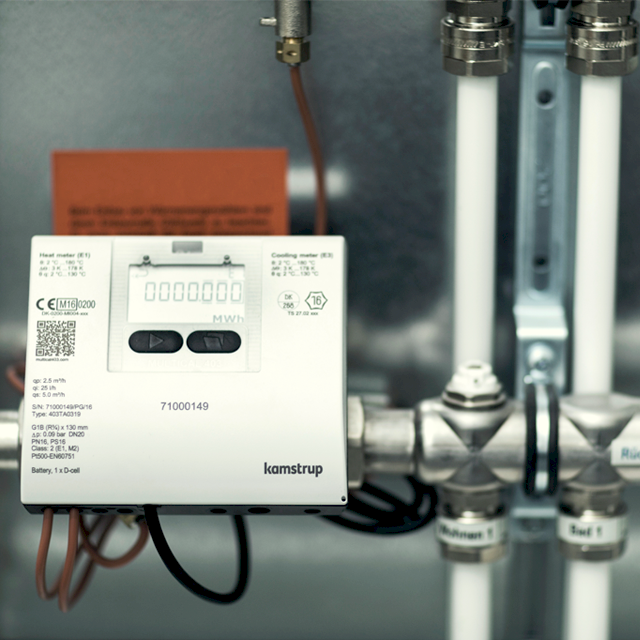 MULTICAL® 403 | The most flexible ultrasonic heat meter available on