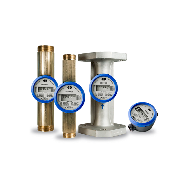 Smart water meters & devices