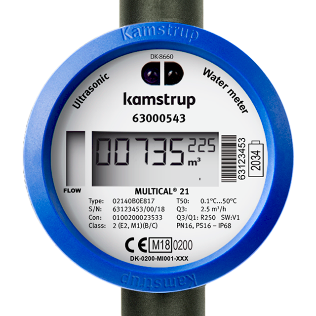 Smart Water Meters For Property Management